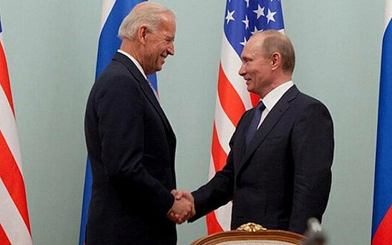 Biden Putin ile görüşmek istediğini yineledi