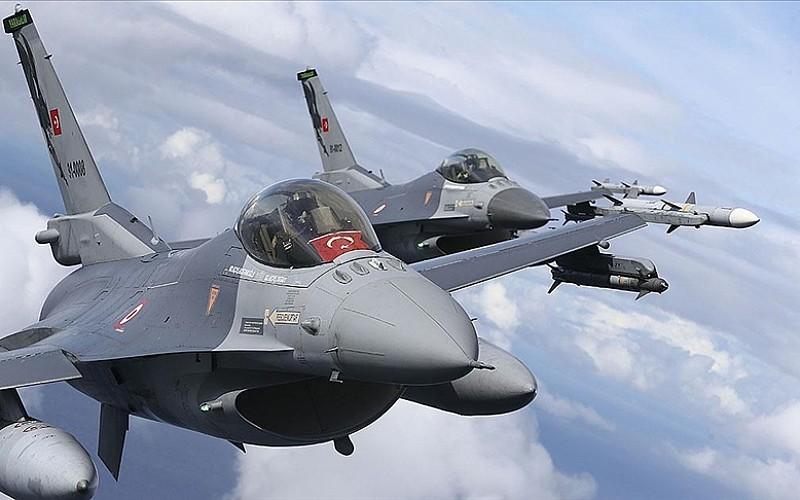 MSB: Polonya'daki 161'inci Jet Filo Komutanlığımız uçaklarına NATO tarafından kalk emri verildi