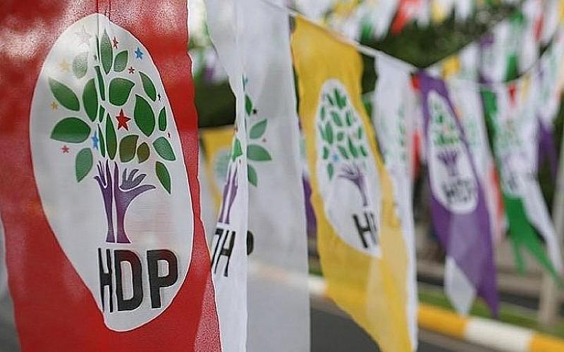 451 HDP'li için siyasi yasak talep edildi