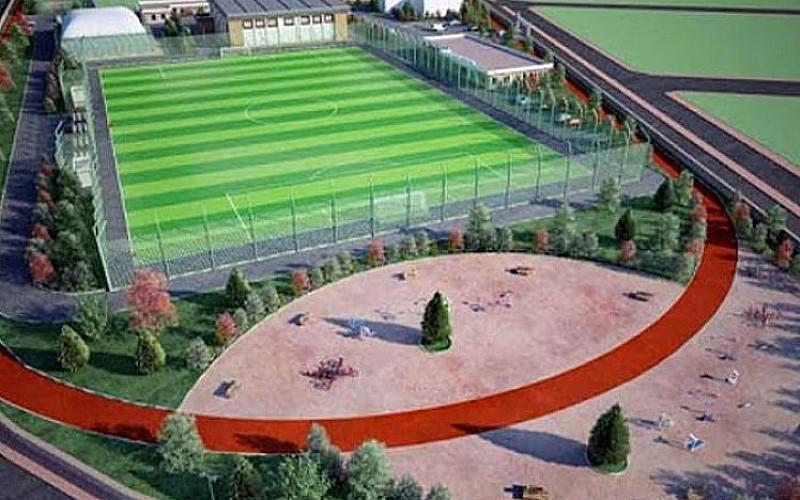 Bursa'da spor tesisleri 10 yıllık süreyle kiraya veriyor