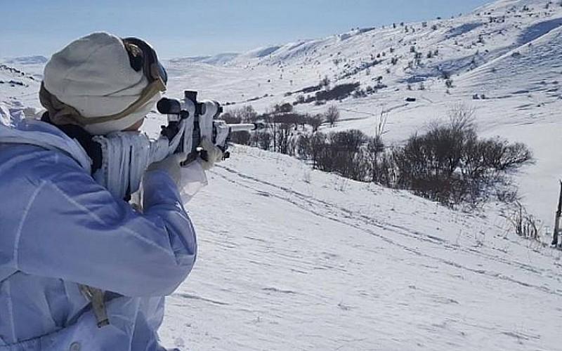 PKK'ya 10 ayrı bölgede ağır darbe