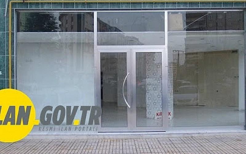 Konya Çeltik'te 76 adet dükkan ihaleyle satılacak