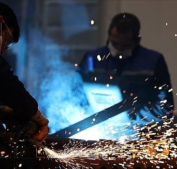 Sanayi sektöründe kayıtlı istihdam 18 aydır yükseliyor