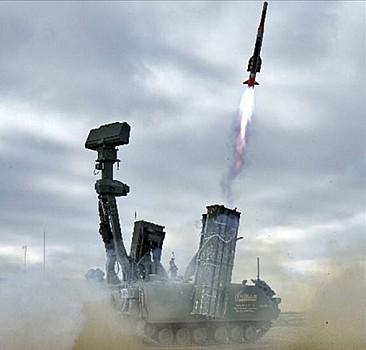 HİSAR-A, hedef uçağı başarıyla vurdu