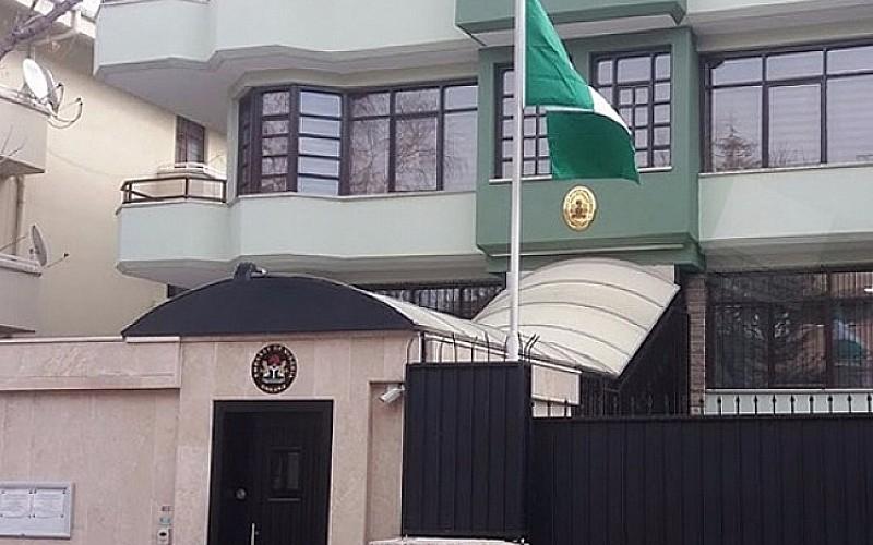 Nijerya Büyükelçiliğinden ihale ilanı