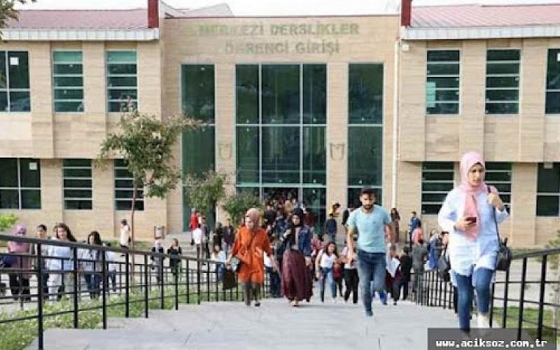 Muş Alparslan Üniversitesi 11 Öğretim Üyesi alıyor