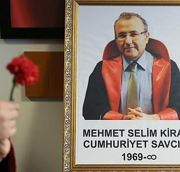 Yargı dünyasına örnek olan şehit: Mehmet Selim Kiraz