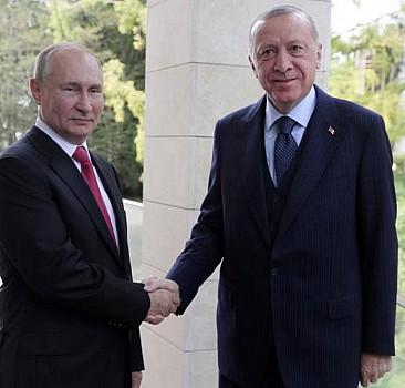 Liderlerden Soçi zirvesi sonrası 'antikor' sohbeti