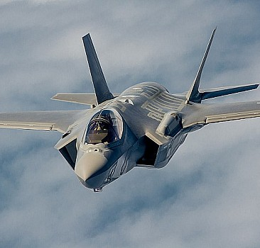 F-35 savaş uçaklarında büyük kriz