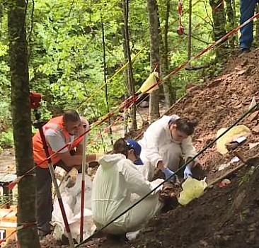 TRT Haber Bosna'da kayıp kurbanların izini sürüyor