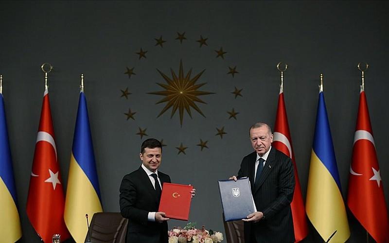 2020'de Ukrayna'da en büyük yatırımcı ülke Türkiye oldu