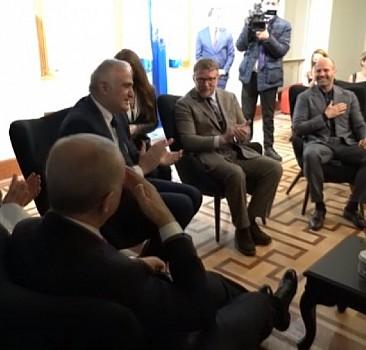Jason Statham, Cumhurbaşkanı Erdoğan'ın doğum gününü kutladı