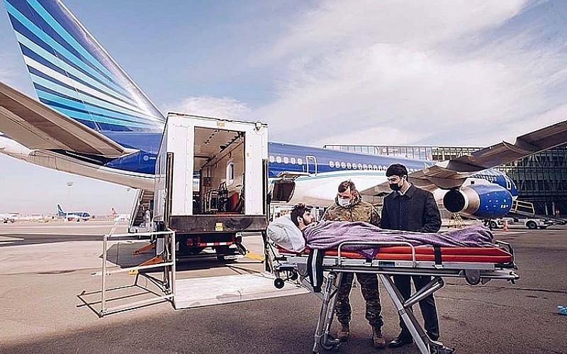 Azerbaycanlı gaziler Türkiye'de tedavi edilecek