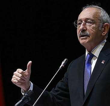 Kılıçdaroğlu yine baltayı taşa vurdu