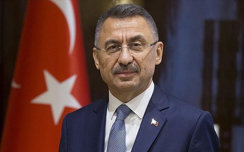 Cumhurbaşkanı Yardımcısı Oktay'dan Berat Kandili mesajı