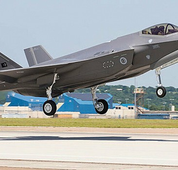 Türkiye F-35 için harekete geçti!