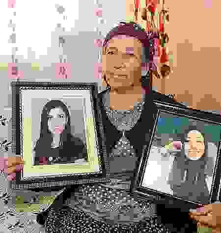 Terör örgütü PKK tarafından evladı dağa kaçırılan Tuncelili annenin gözyaşı 6 yıldır dinmiyor
