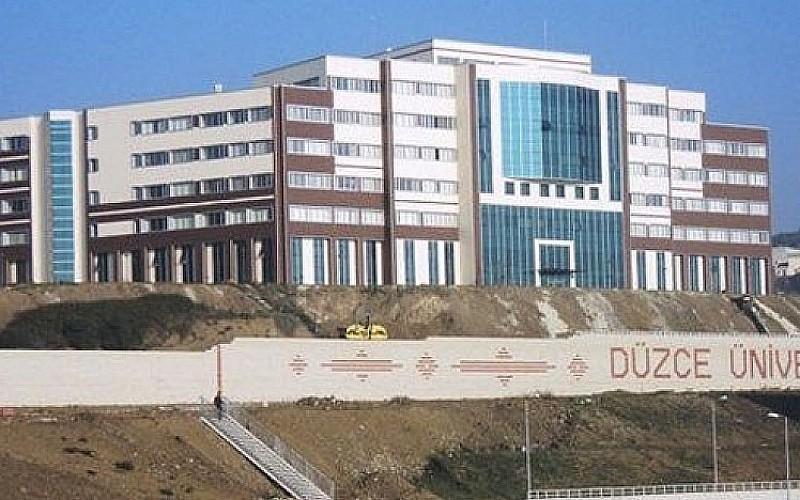 Düzce Üniversitesi 2 Sözleşmeli Personel alıyor