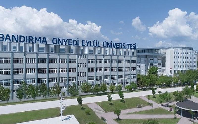 Bandırma Onyedi Eylül Üniversitesi öğretim üyesi alacak