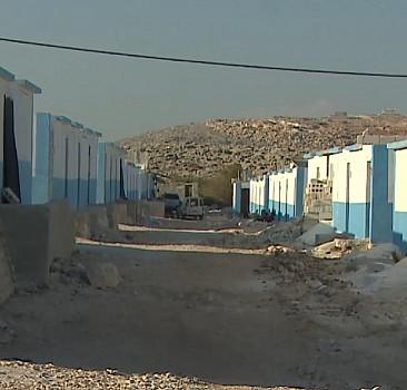 İdlib'de 'İyilik Konutları' inşa ediliyor