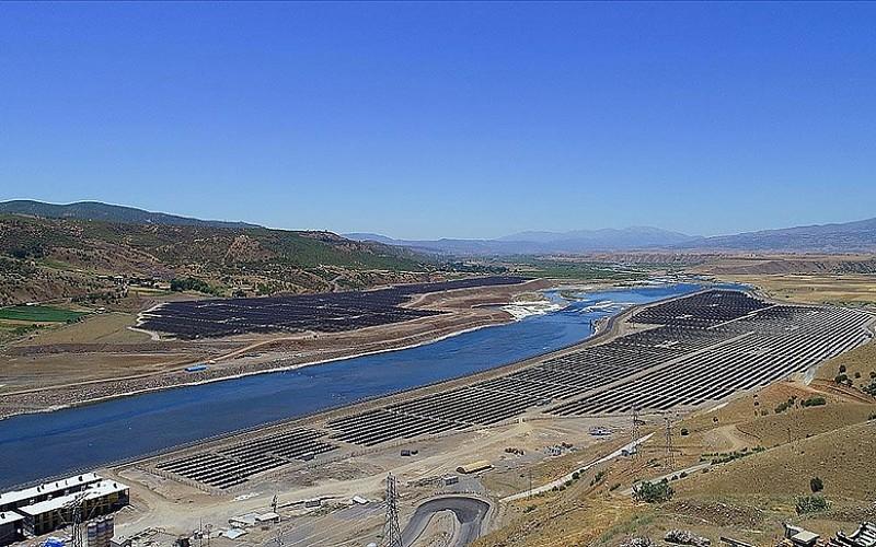 Türkiye, hidroelektrik kurulu gücünde dünyada ilk 10 ülke arasında bulunuyor
