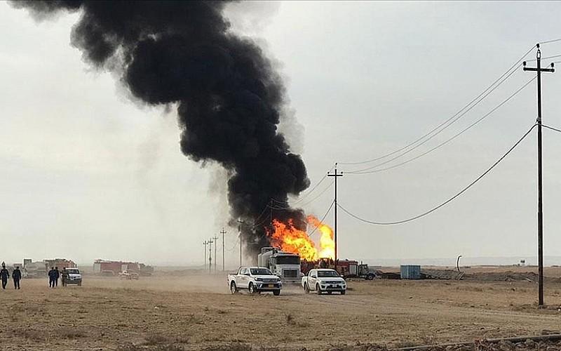 Kerkük'te 2 petrol kuyusuna DEAŞ saldırısı: 1 ölü, 2 yaralı