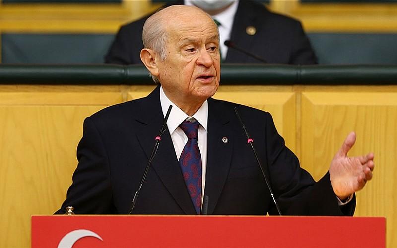 MHP Genel Başkanı Bahçeli: Biz kuşakları X, Y, Z kategorisiyle ele almıyoruz