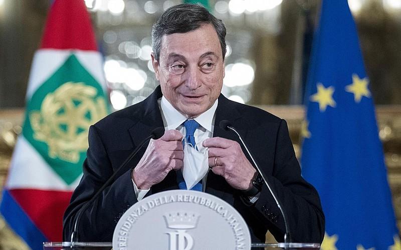 Draghi, kendi ülkesinde dalga konusu oldu