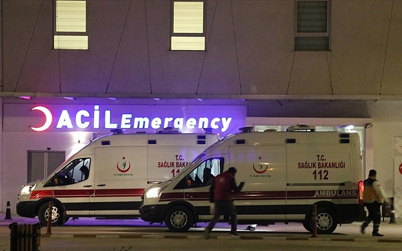 İdlib'de teröristlerin saldırısı sonucu ağır yaralanan asker hastanede şehit oldu