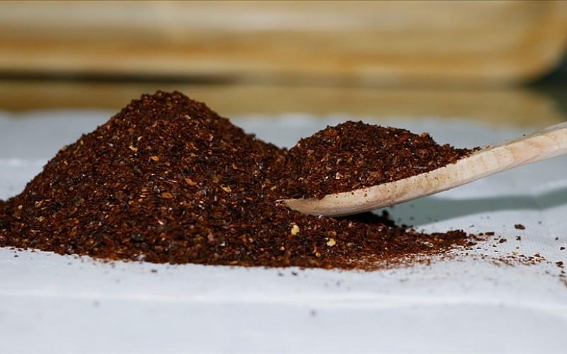 Pul biber ihracatından elde edilen gelir yılın ilk yarısında yüzde 46 arttı
