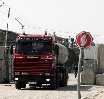 İsrail, Gazze'nin tek ticari sınır kapısını da kapattı