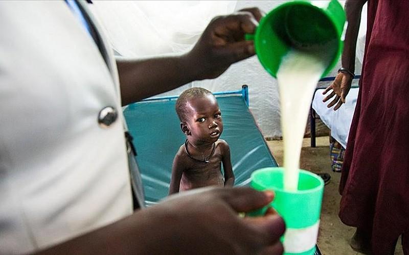 Afrika'da 100 milyondan fazla insan gıda sorunuyla karşı karşıya