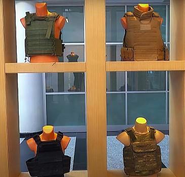Güvenlik güçlerini milli seramik balistik zırh koruyor