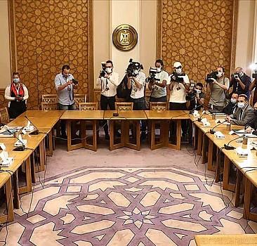 Türkiye-Mısır siyasi istişarelerinin ikinci turu, 7-8 Eylül'de Ankara'da düzenlenecek