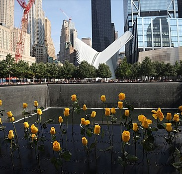 ABD'de 11 Eylül terör saldırılarının 20. yılında kurbanlar için anma töreni düzenlendi