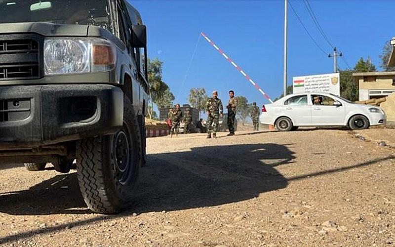 Terör örgütü PKK Irak'ın Duhok kentinde peşmerge güçlerine saldırdı: 1 ölü
