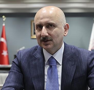 Bakan Karaismailoğlu,  2021'in Kanal İstanbul için önemli bir yıl olacağını söyledi