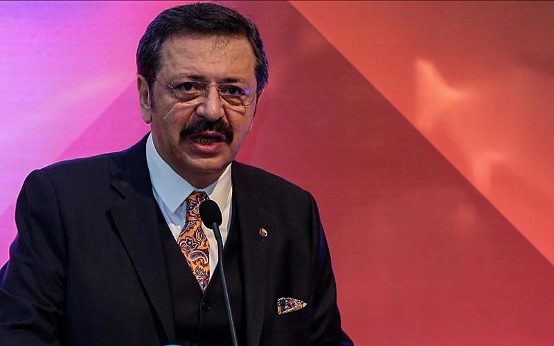 TOBB Başkanı Hisarcıklıoğlu kısa çalışma ödeneğinin yeniden başlatılması gerektiğini bildirdi
