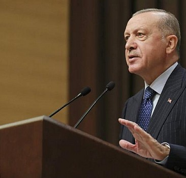 Cumhurbaşkanı Erdoğan: İklim değişikliği gıda kaynaklarını menfi şekilde etkiliyor