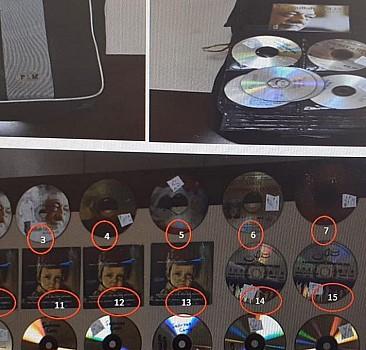 FETÖ'nün 'el kitabı' kazan dairesindeki DVD'lerden çıktı