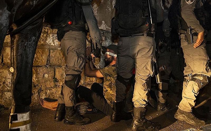 Kudüs'teki tarihi mahalle işgal güçlerinin hedefinde
