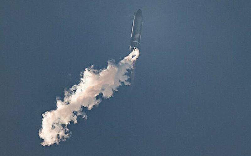Starship aracı 4. kez başarısız oldu