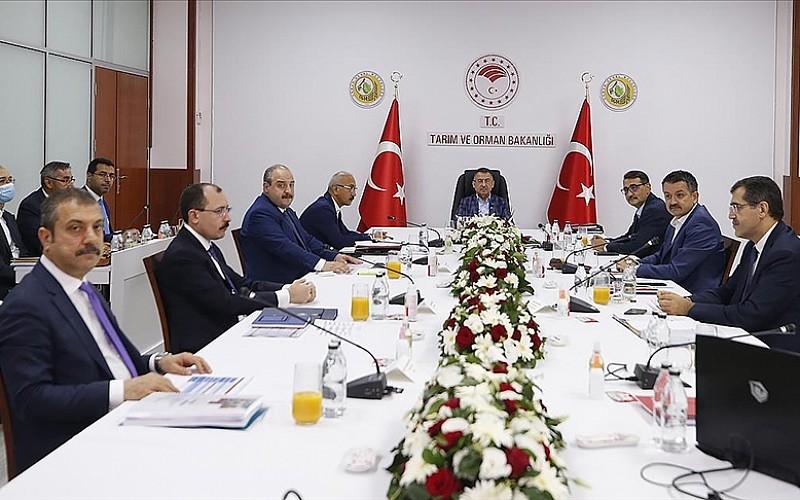Oktay, Ekonomi Koordinasyon Kurulu Toplantısı'na başkanlık etti