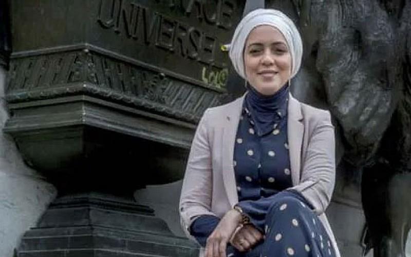 Fransız başörtülü gazeteci Lazzouni, ülkesindeki İslamofobi sorununu ve aldığı tehditleri anlattı: