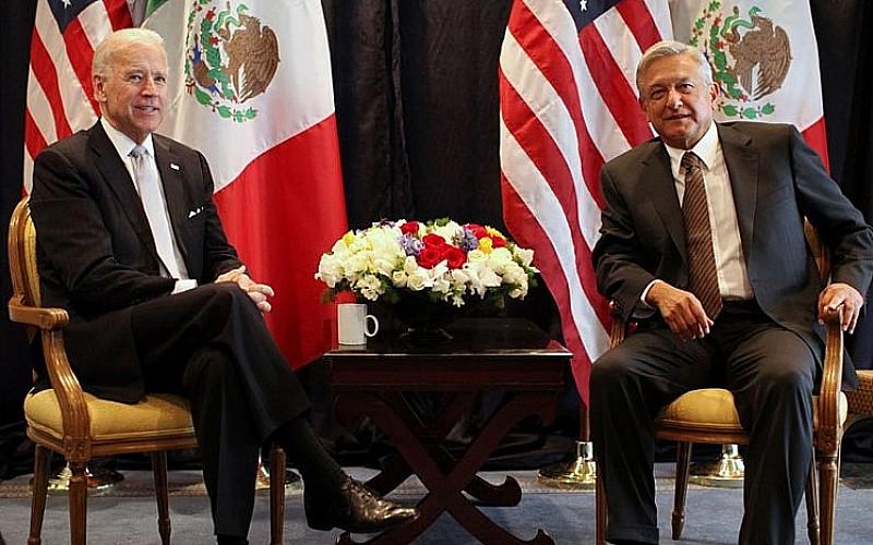 Biden'dan Meksika Devlet Başkanı'na sıcak mesaj