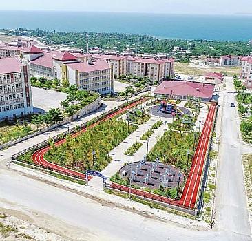 Devlet 18 yılda şehri yeniden inşa etti