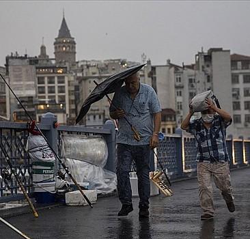 Yağışlar ağustosta Türkiye normaline göre yüzde 52 arttı