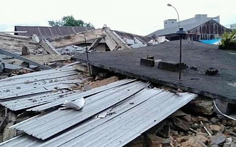 Şiddetli deprem! Ölü ve yaralılar var