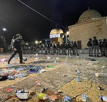 TİHEK'ten Aksa tepkisi: Açık açık devlet terörüdür