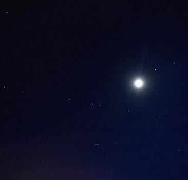 Varank, gökyüzündeki parlamanın nedenini bildirdi